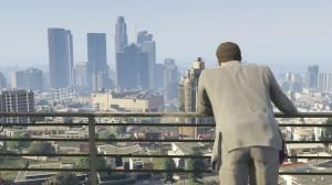 Michael & la ville de Los Santos