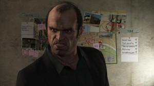 Et voici Trevor, un personnage emblématique !
