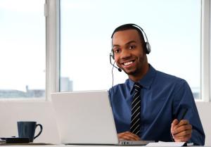 Service client immobilier