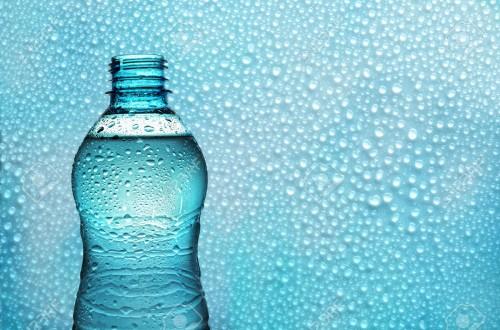 bouteille eau fraiche