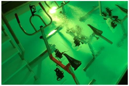 aquabiking