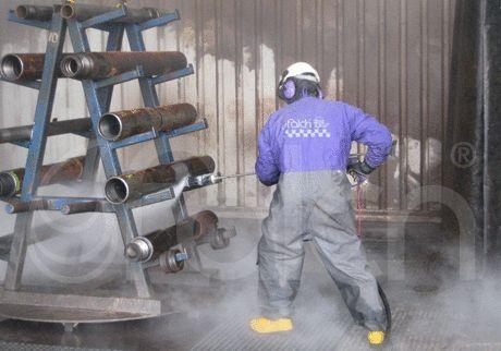 nettoyage equipements industriels