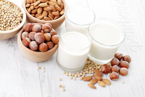 lait végétal a consommer