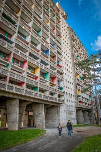 Maison du fada Le Corbusier