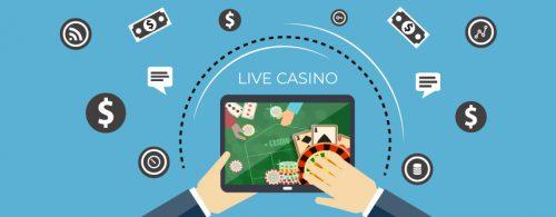 casinos en ligne live