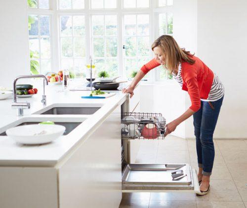 Nettoyez les objets et l'environnement de travail
