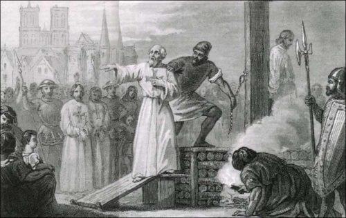 vendredi 13 octobre 1307